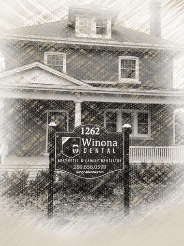 Winona Dental, located on Hwy 8 in Stoney Creek/Hamilton